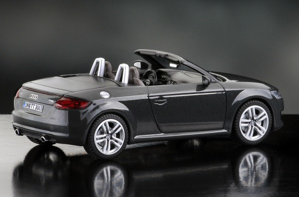 iScale AUDI TT Roadster, nanograu
