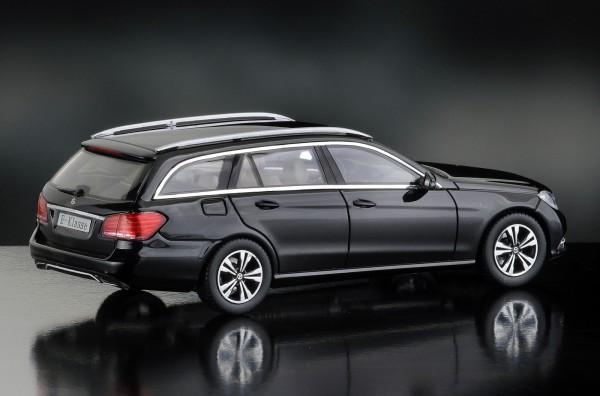 iScale MERCEDES E-Klasse T-Modell Avantgarde, obsidianschwarz