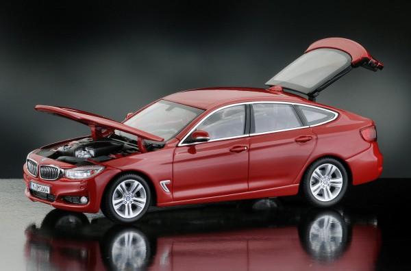 iScale BMW 3er GT (4 Türen), melbourne rot