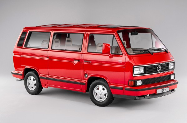 KK Scale VW T3 Red Star