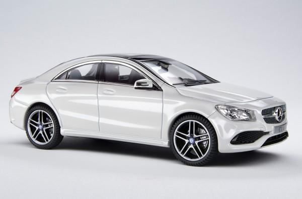 iScale Mercedes CLA AMG, zirres weiß