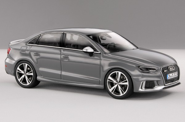 iScale AUDI RS3 Limousine, nardograu