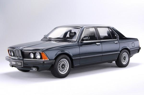 KKScale BMW 7er (767), schwarz