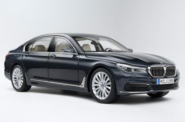 iScale BMW 7er IL, schwarz