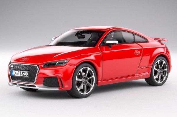 iScale AUDI TT RS Coupe, catalunyarot