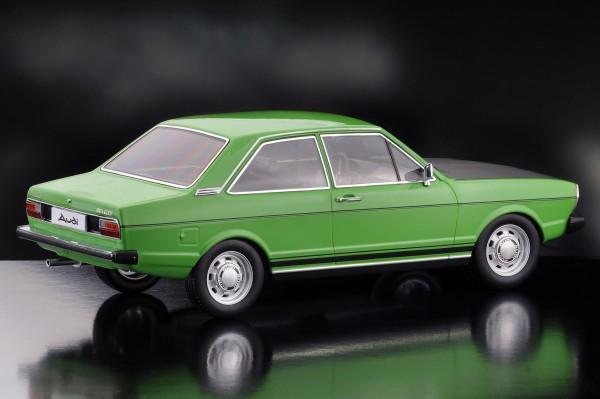 KKScale AUDI 80 GTE, grün-schwarz