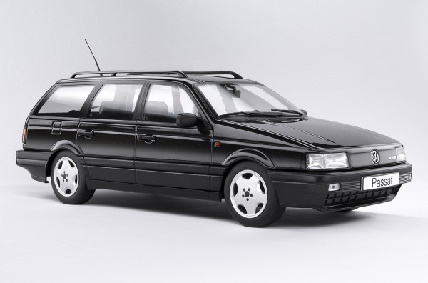 KKScale VW Passat VR6 Kombi, schwarz