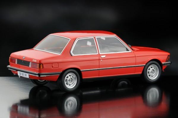 KKScale BMW 318i, metallicrot