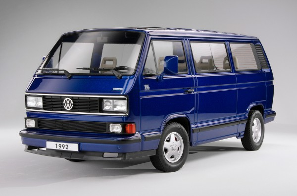 KK Scale VW T3 Blue Star