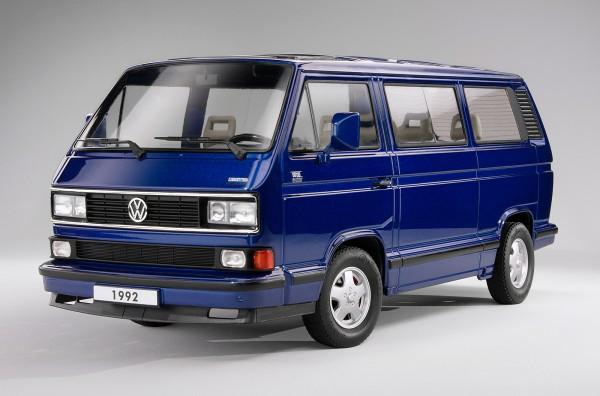 KK Scale VW T3 Blue Star