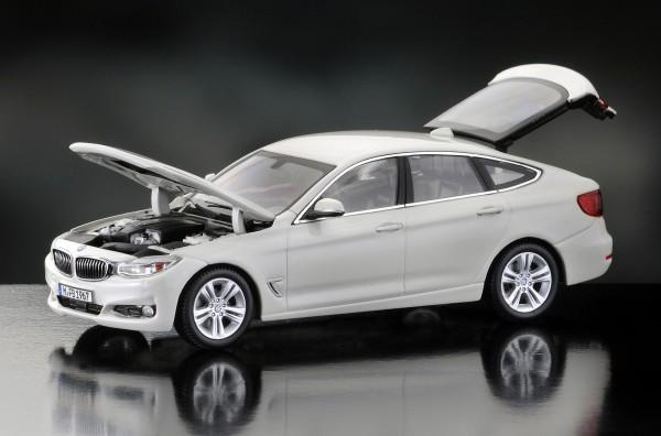 iScale BMW 3er GT (4 Türen), alpinweiß