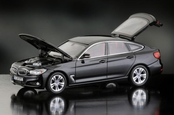 iScale BMW 3er GT (4 Türen), saphirschwarz
