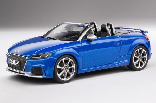 iScale AUDI TT RS Roadster, arablau