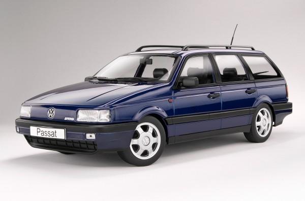 KKScale VW Passat VR6 Kombi, blau